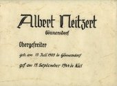 103 Neitzert Albert